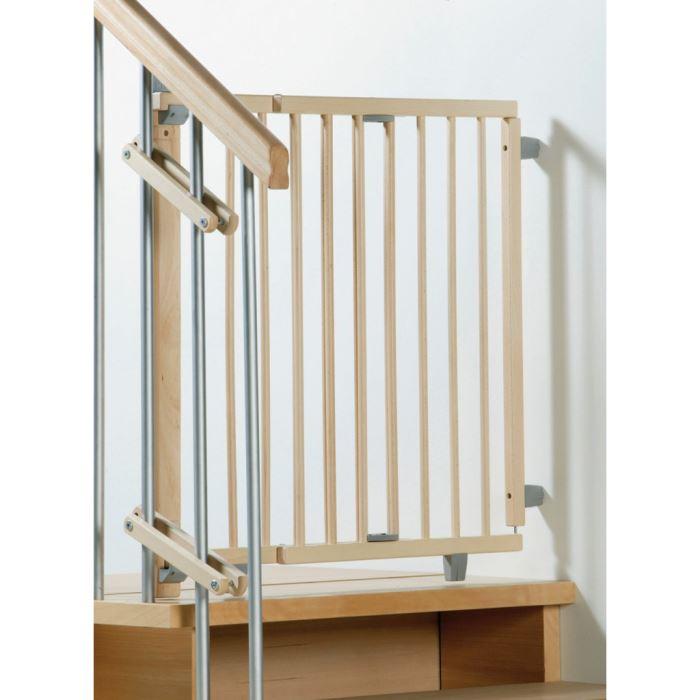 barrière sécurité escalier