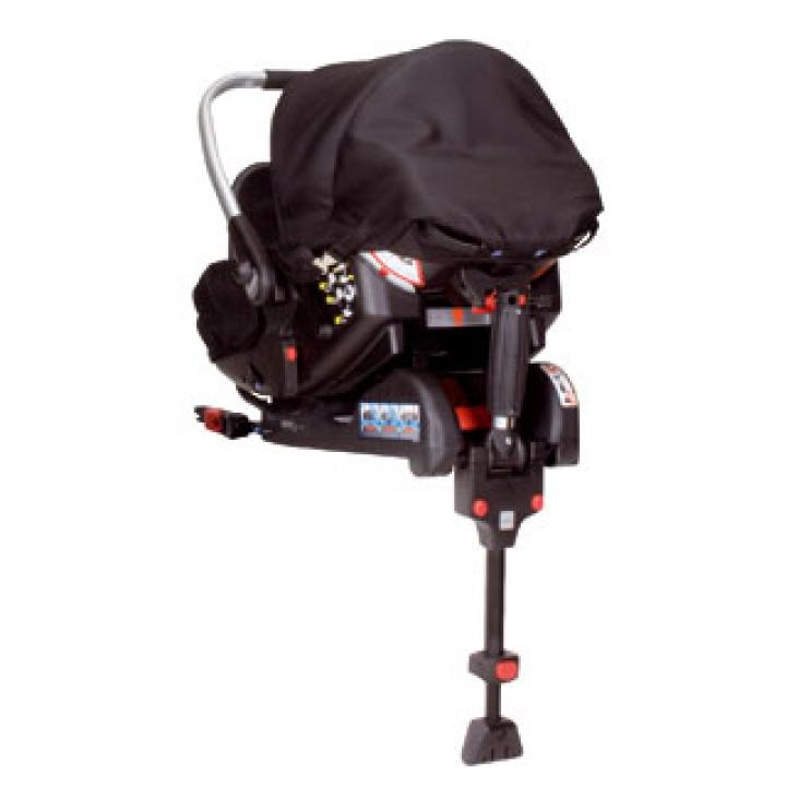 base isofix red castle
