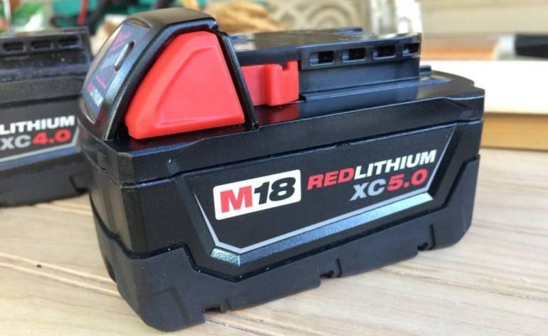 batterie milwaukee