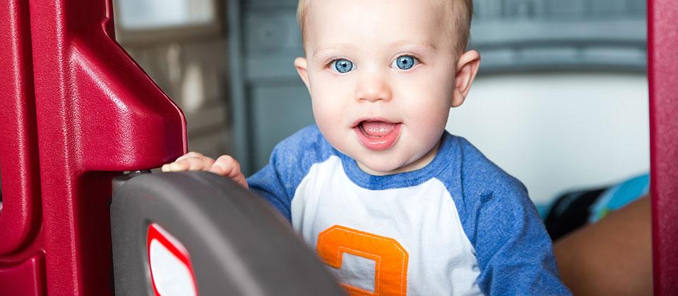 bébé 12 mois