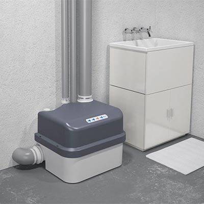 broyeur wc