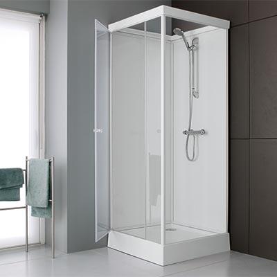 cabine de douche integrale
