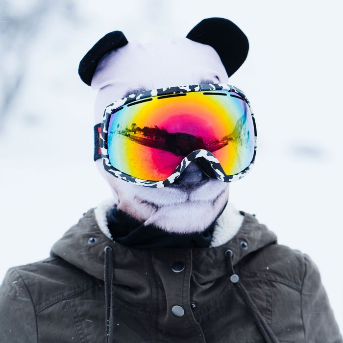 cagoule ski