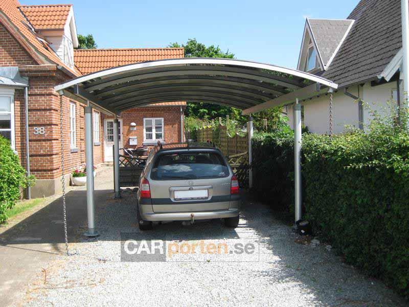 carport en aluminium