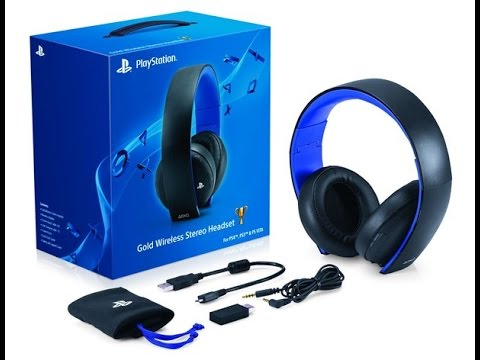 casque playstation