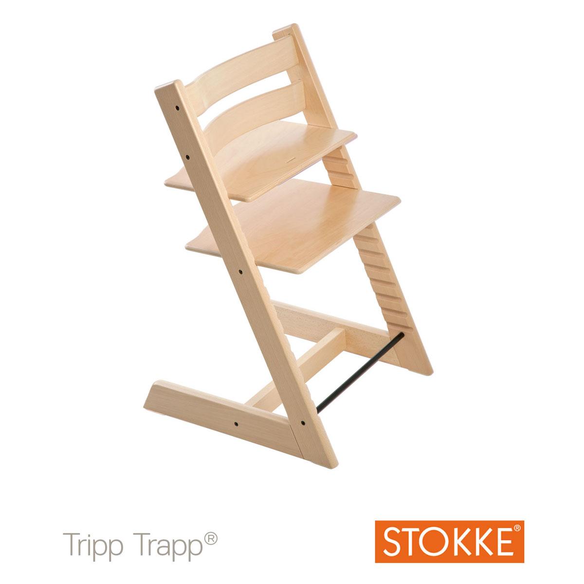 chaise haute tripp trapp stokke