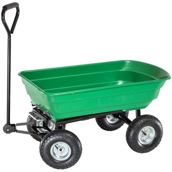 chariot de jardin