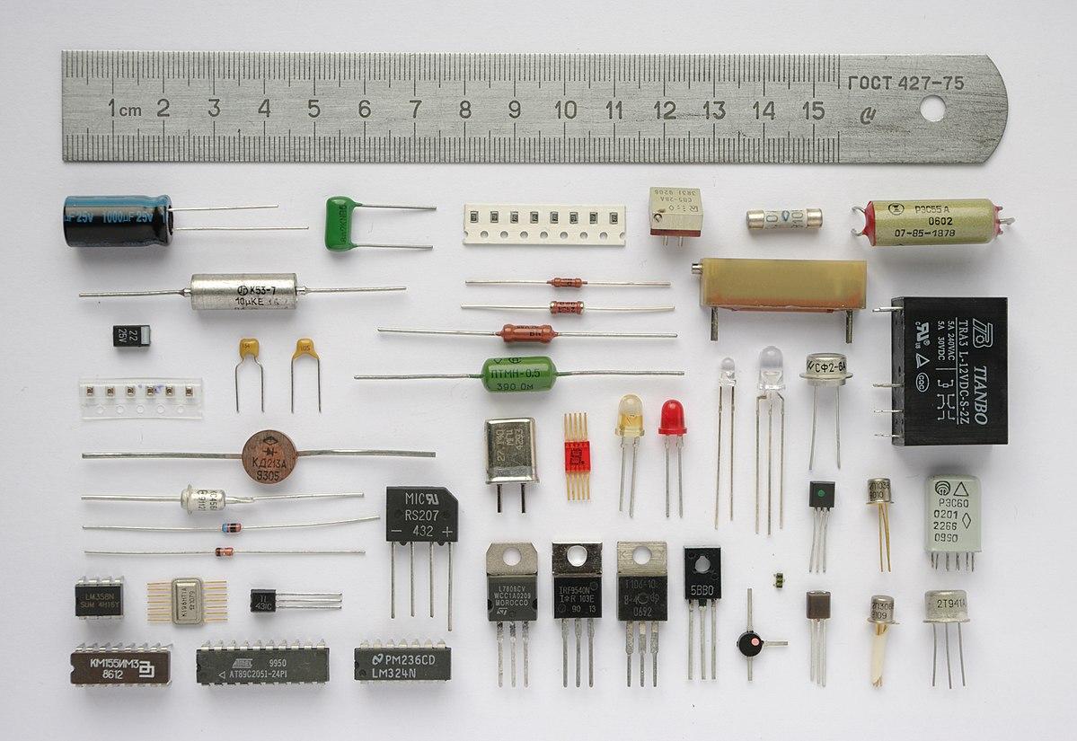 composant electronique