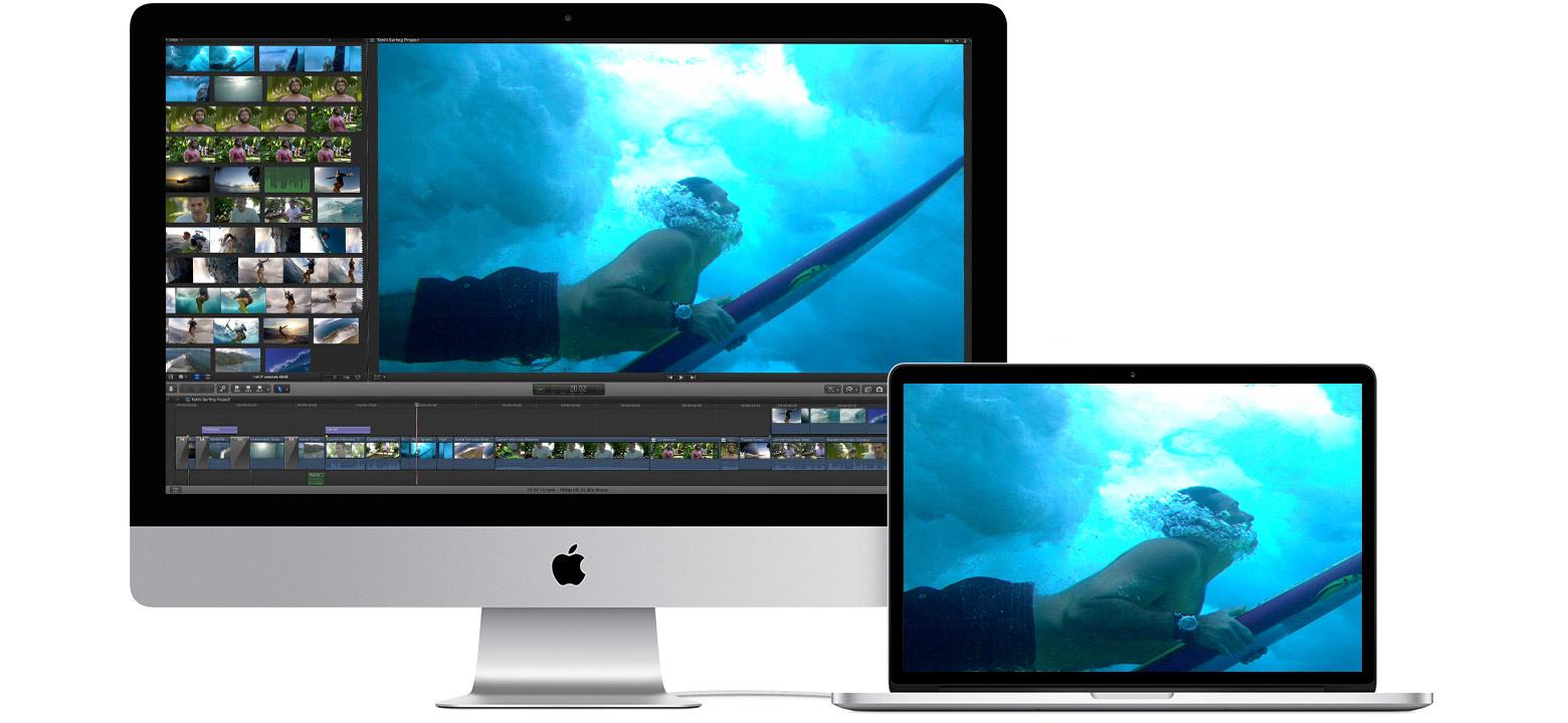 ecran apple