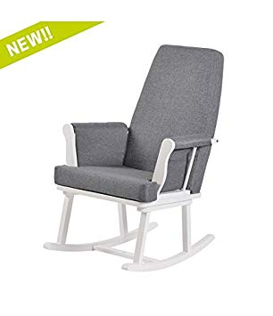 fauteuil à bascule allaitement