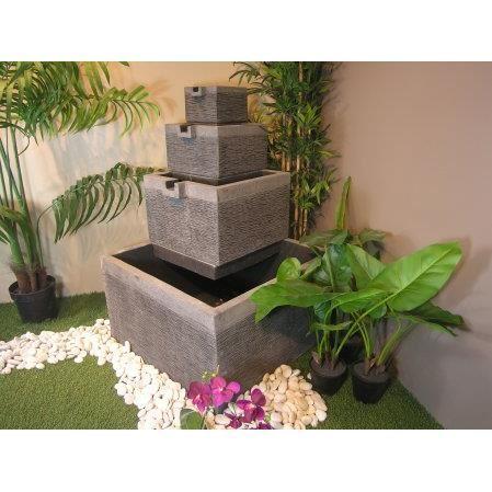 fontaine de terrasse