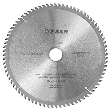 lame de scie circulaire bois