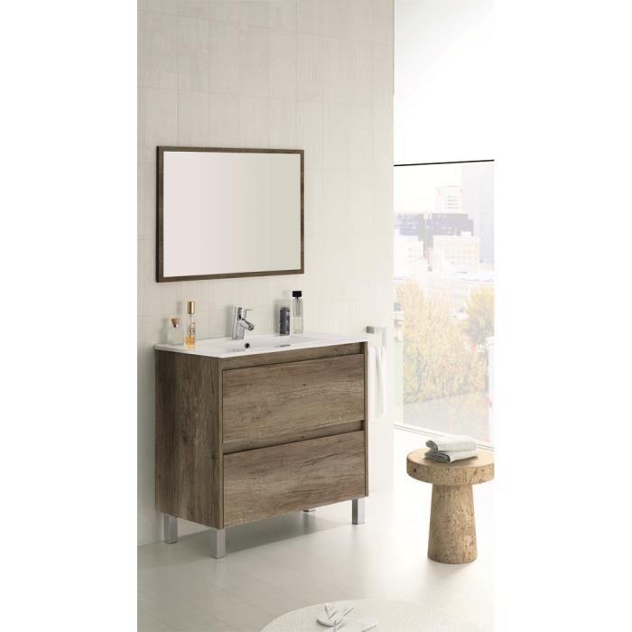lavabo avec meuble