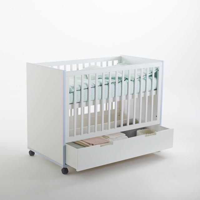 lit bébé avec rangement
