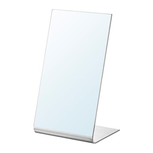 miroir de table
