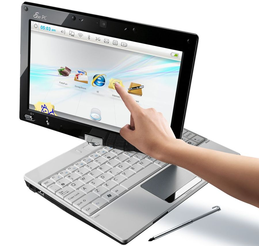 pc portable ecran tactile