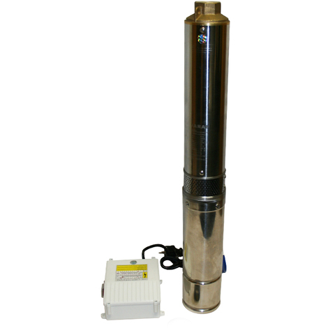 pompe à eau immergée