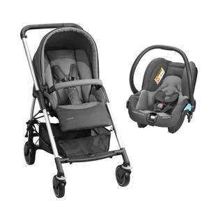 poussette duo bébé confort