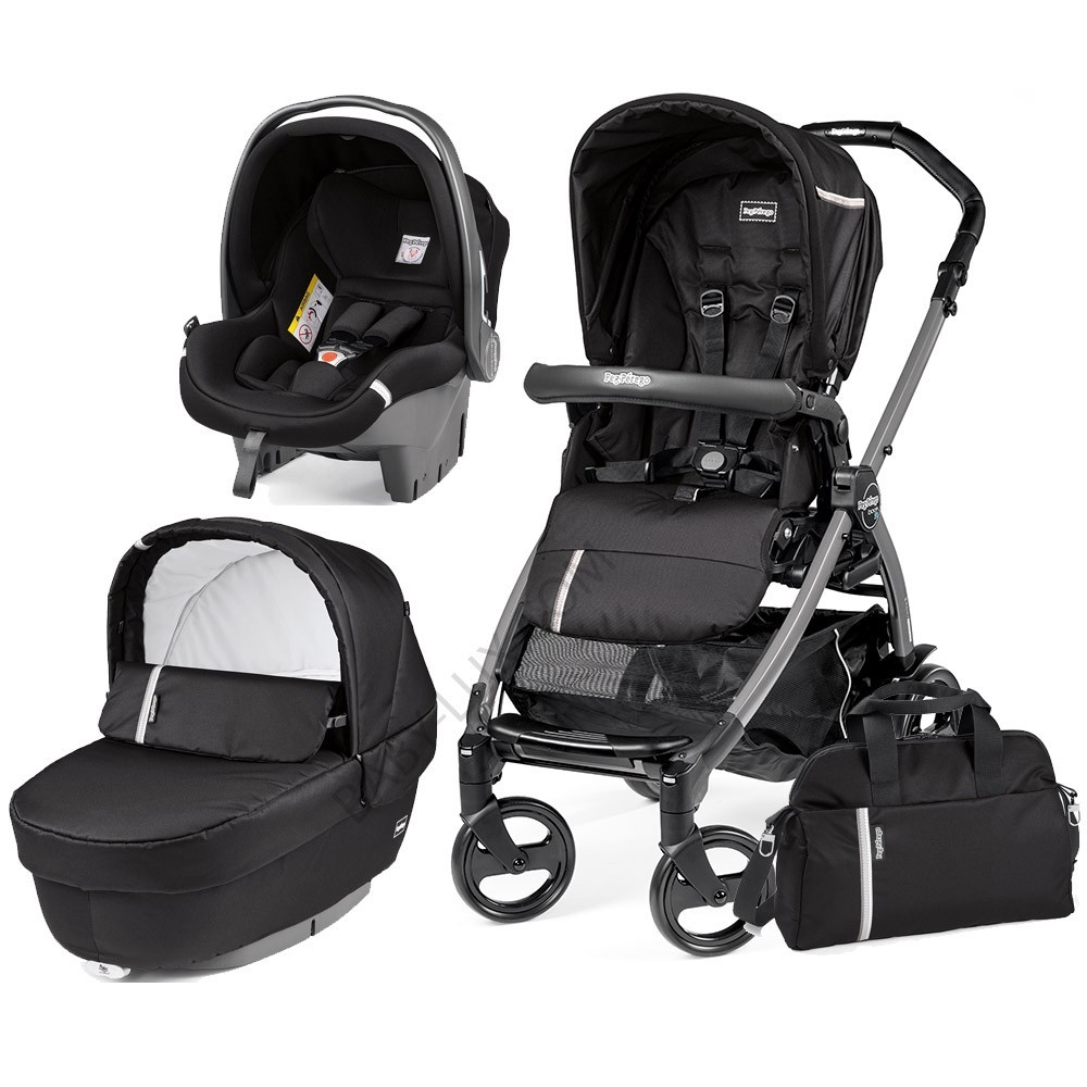 poussette trio book plus peg perego