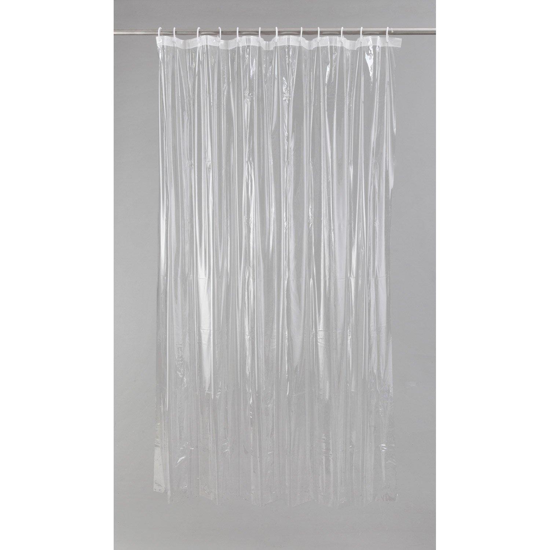 rideau transparent