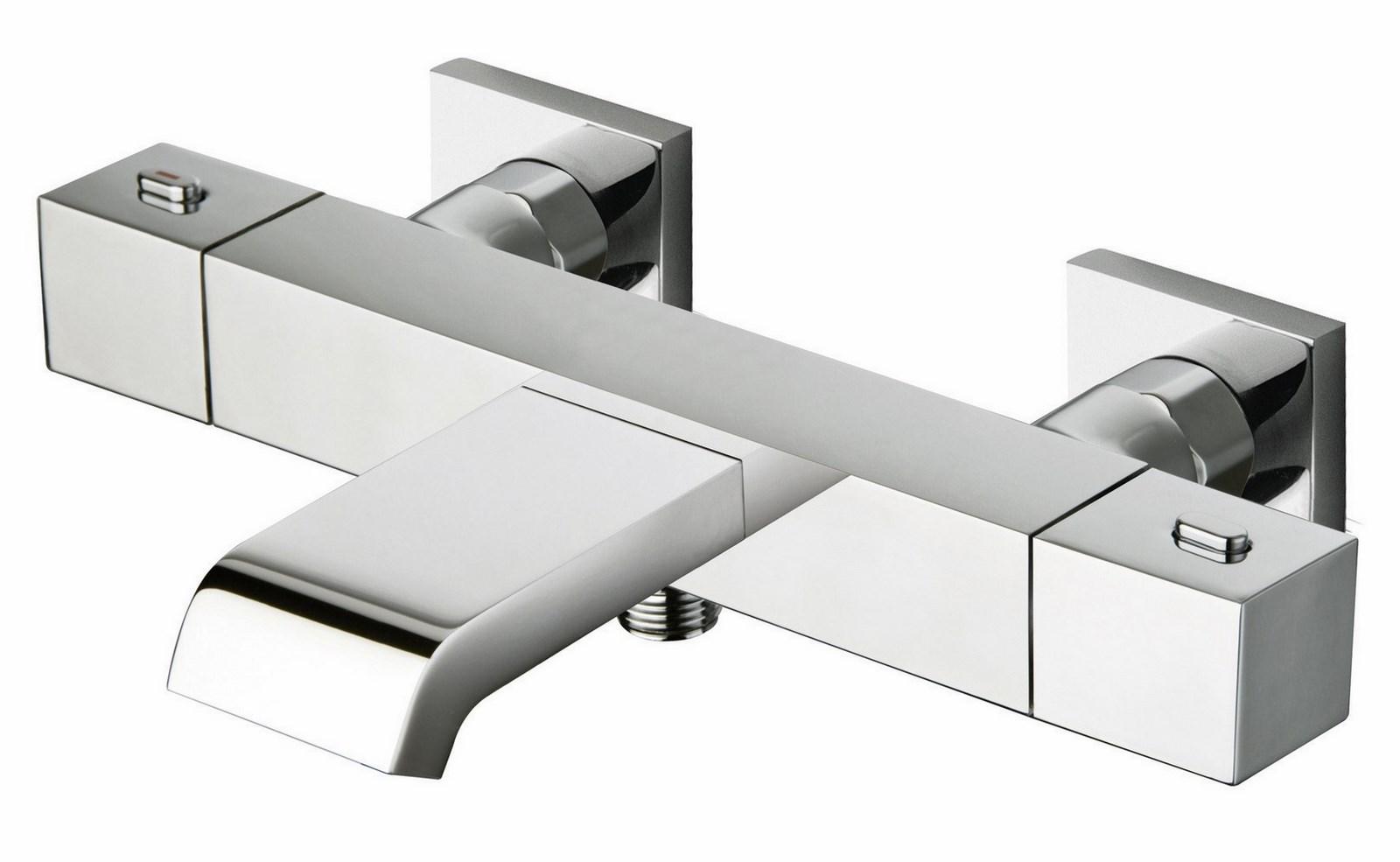 robinet thermostatique bain douche