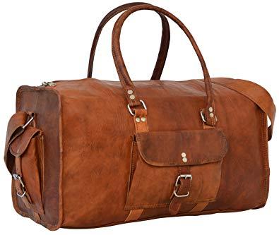 sac de voyage cuir