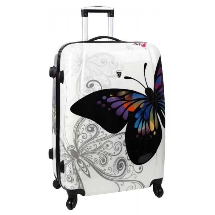 valise papillon