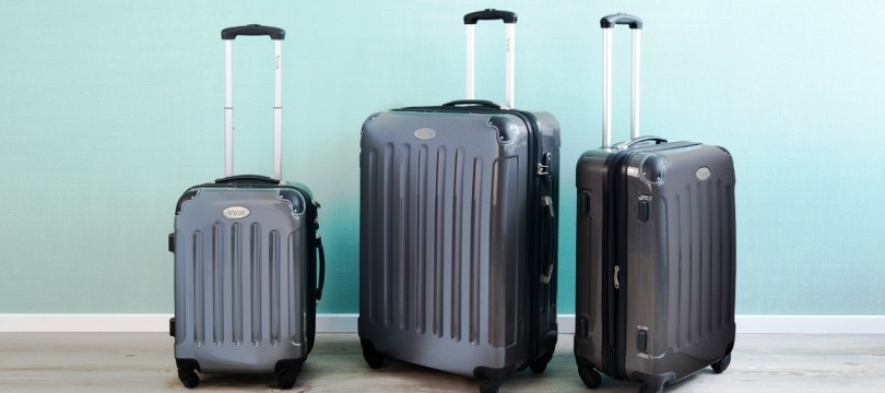 bagages légers solides