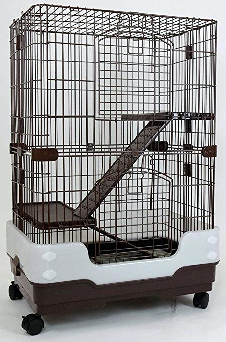 cage chinchilla
