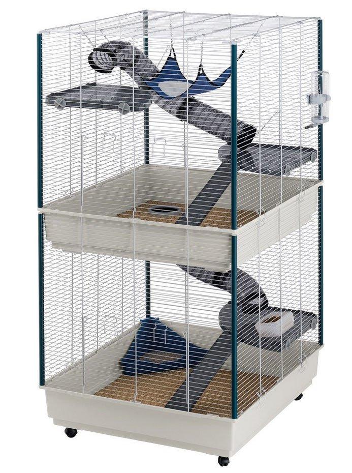 cage pour furet