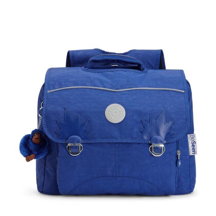 cartable bleu