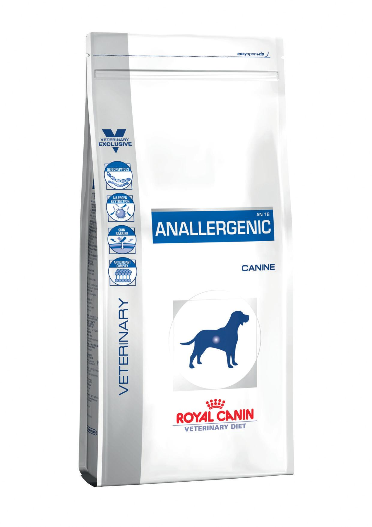 croquettes royal canin hypoallergenic