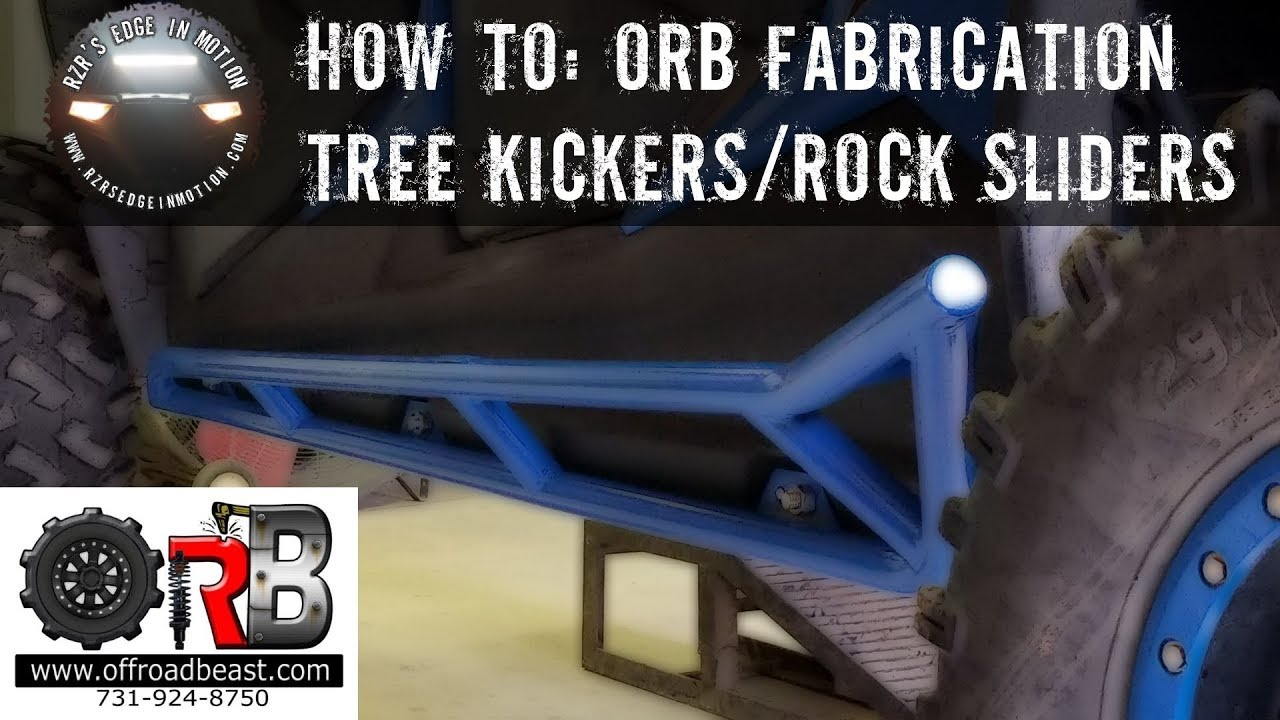 kickers fabrication