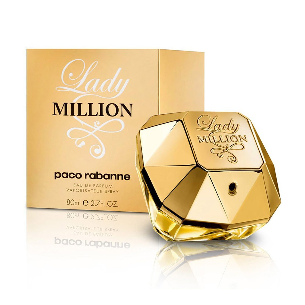 lady million 50ml