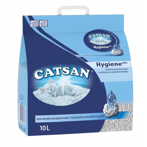 litiere chat catsan