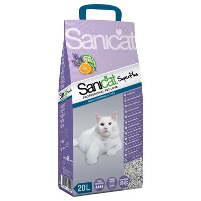 litiere sanicat