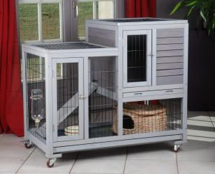 maison pour chat interieur