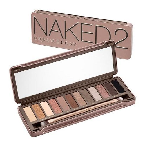 palette de maquillage naked