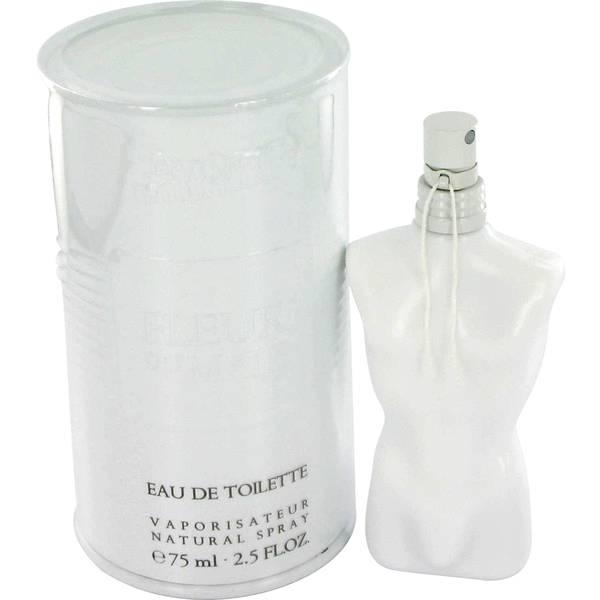 parfum jean paul gaultier blanc