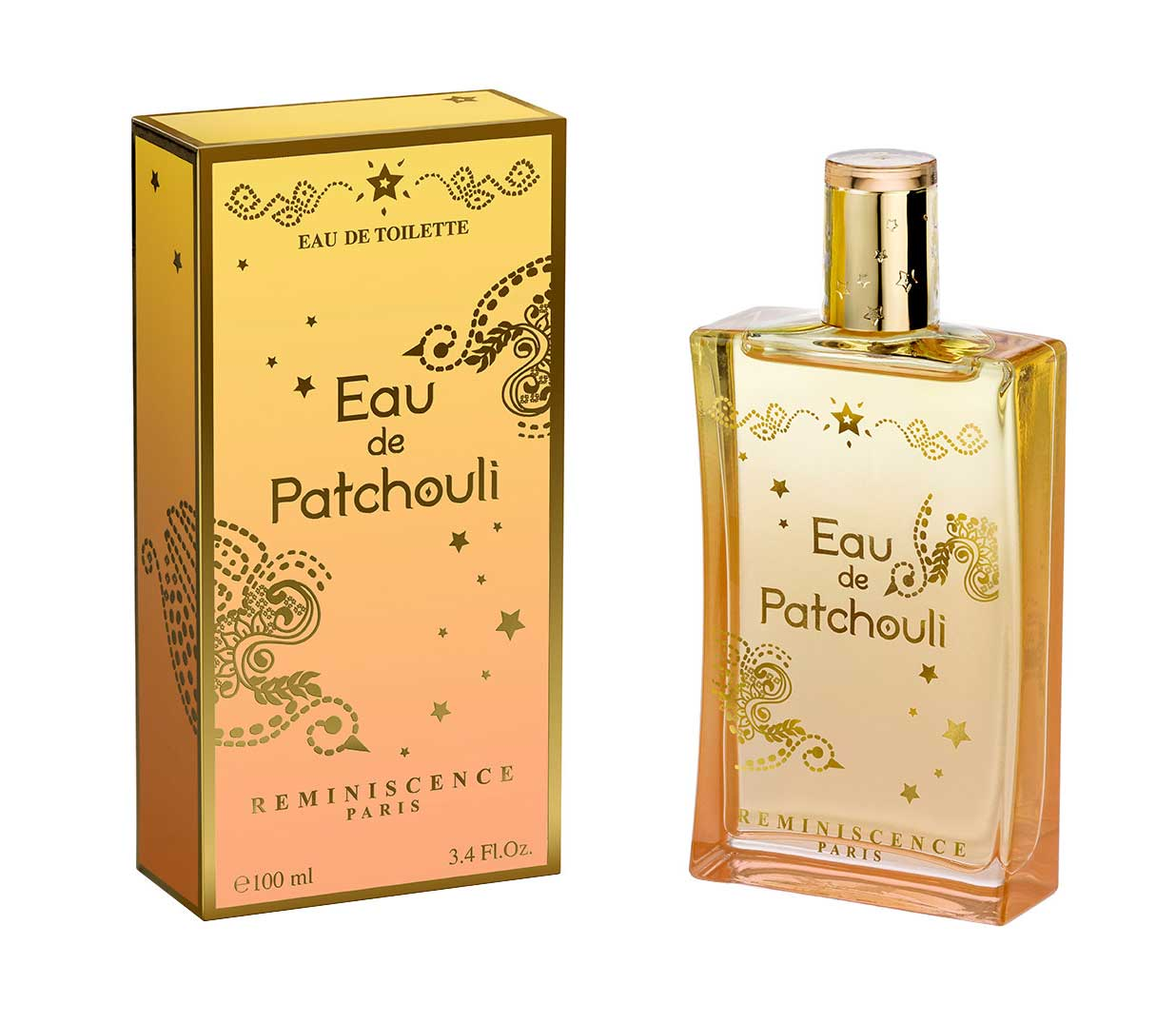 parfum patchouli reminiscence