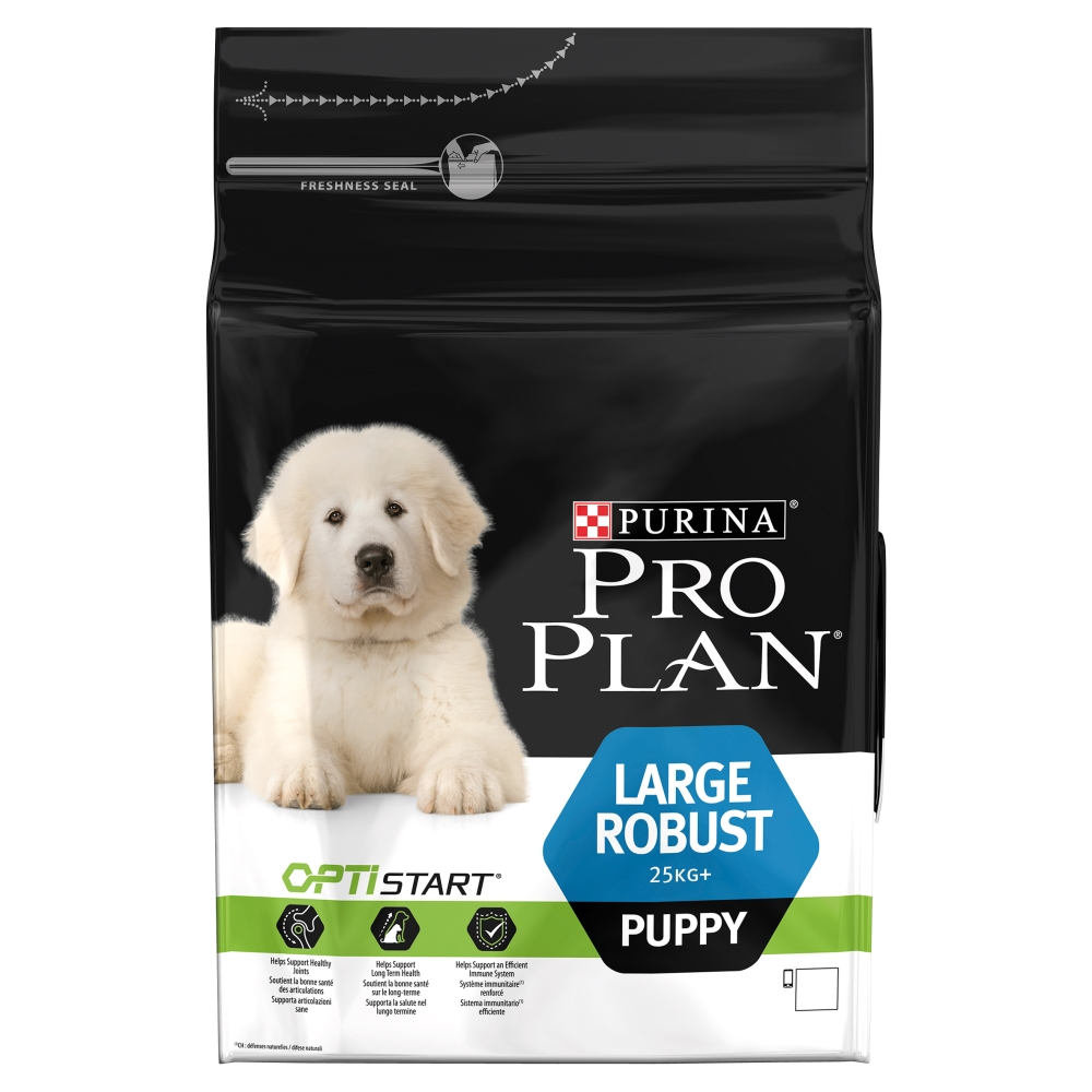 proplan large robust puppy