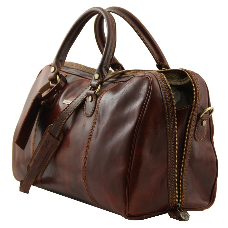 sac de voyage en cuir pour homme