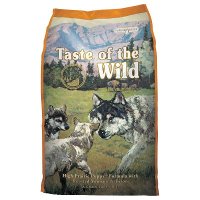 taste of the wild chiot
