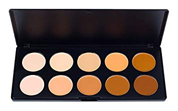 camouflage palette