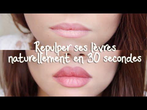 repulpeur lèvres efficace
