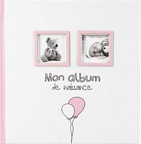 album naissance fille