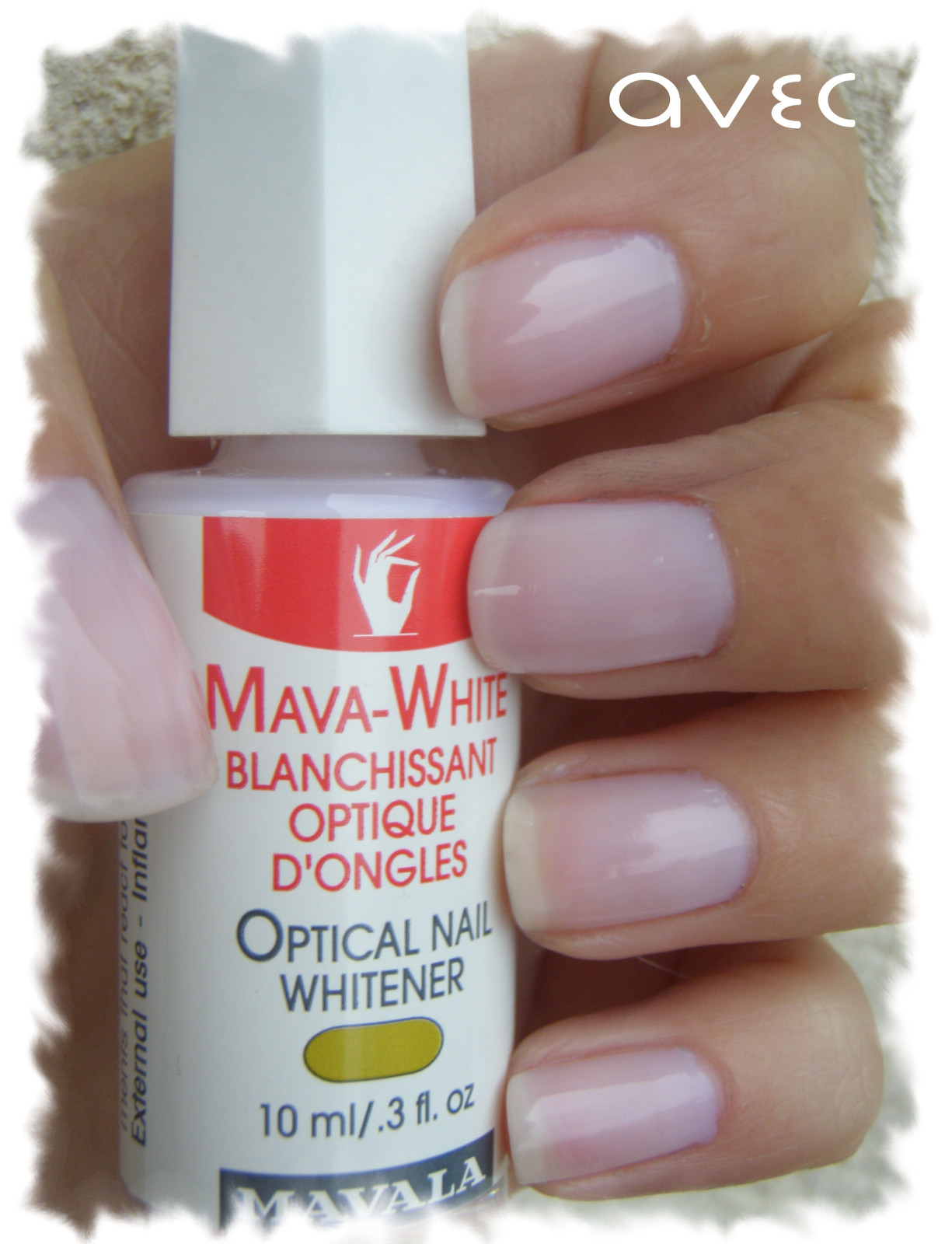 blanchisseur ongles