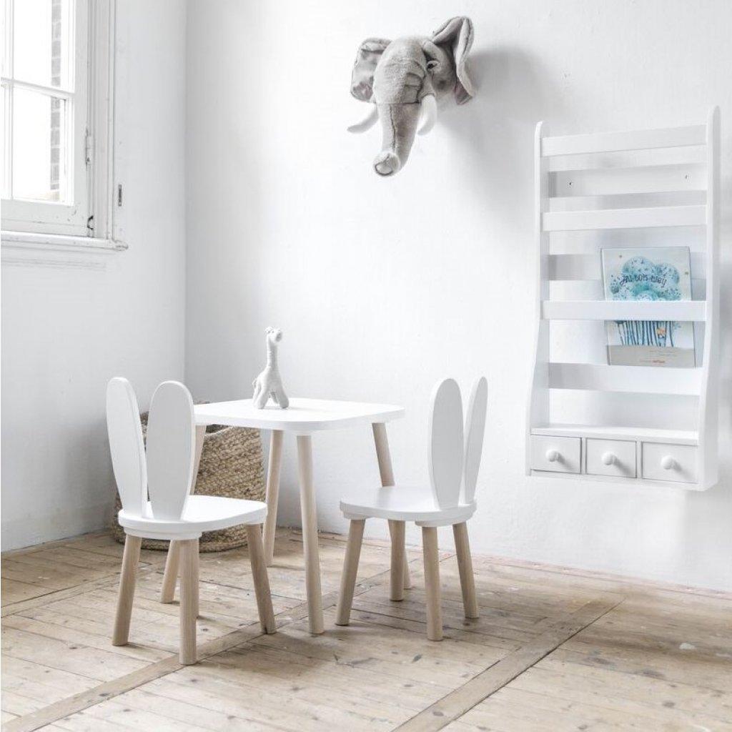 chaise et table bebe