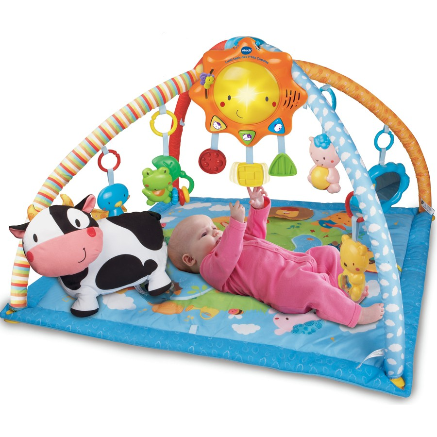 jeux éveil bébé 3 mois