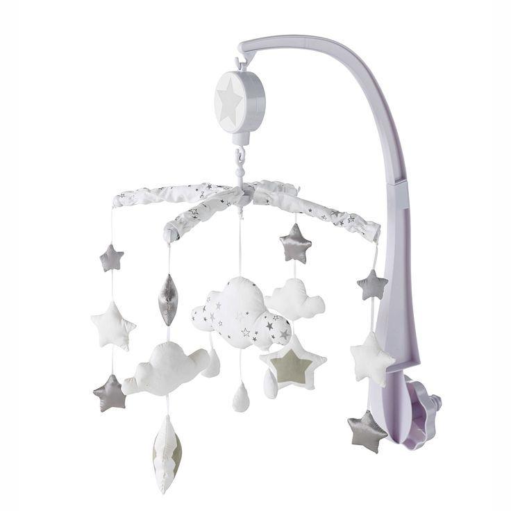 suspension musicale pour lit bébé